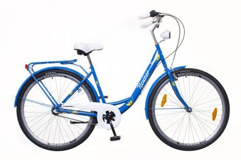 Neuzer Balaton Plus 3 seb. városi kerékpár Kék-Fehér