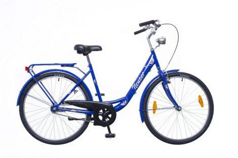 Neuzer Balaton 26 1 seb. városi kerékpár Kék