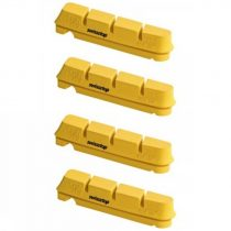 SwissStop FlashPRO Yellow King Shimano/SRAM országúti karbon 4 db fékpofa