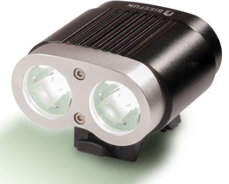 BikeFun Platinum első lámpa
