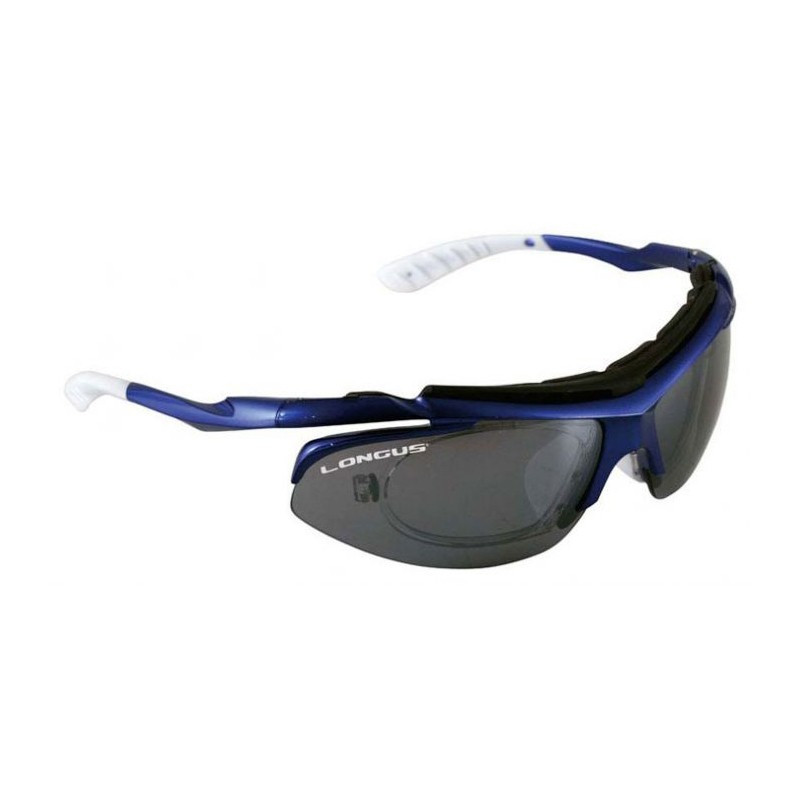 Longus Dioptric kék-fehér napszemüveg - KerékpárCity Bicikli Bolt ... 9dc9629355