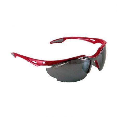 Longus Blade piros-grafit napszemüveg
