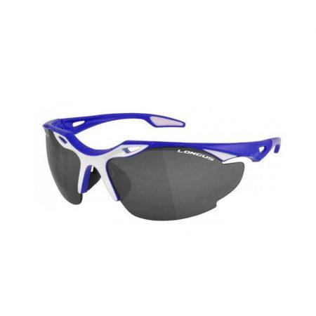 Longus Blade kék-fehér napszemüveg