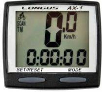 Longus 8 funkciós vezetékes kilométeróra