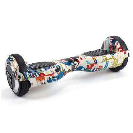 Spartan Balance Scooter graffiti hoverboard