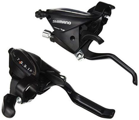 Shimano ST-EF510 fékváltókar szett 3x8 sebesség