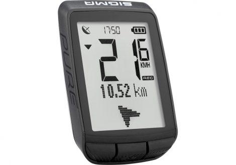 Sigma PURE GPS kilométeróra