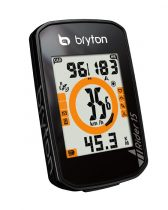 Bryton Rider 15C GPS komputer (+SCAD)