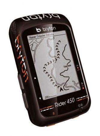 Bryton Rider 450E GPS komputer