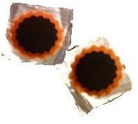 Tip-Top No. 0 gyorsfolt (d=30mm) gumifolt