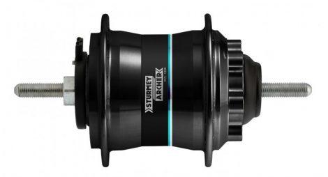 Sturmey Archer HDS22 agydinamó [fekete, 36 L]