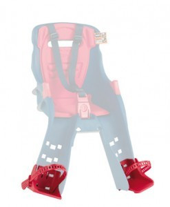 OK Baby (Orion) lábtartó [piros]