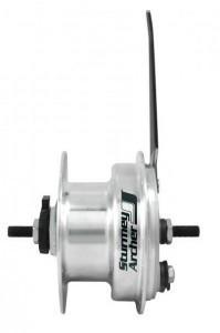 Sturmey Archer XL-FDD dinamós, 90mm dobfékes agydinamó [36 L, 3 W]
