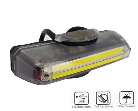 Velotech 16 chipled első lámpa