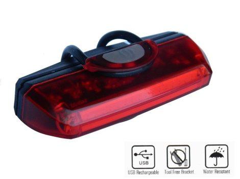 Velotech 16 chipled hátsó lámpa