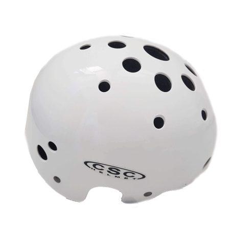 CSS BMX fehér bukósisak M
