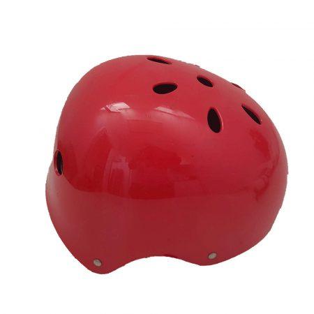 CSS BMX piros bukósisak M