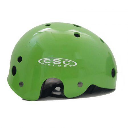 CSS BMX zöld bukósisak L