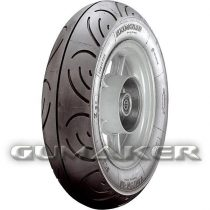100/80-10 K61 58M TL Heidenau robogó gumi