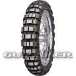 120/90-17 E09 TL 64R M+S Dakar Mitas Enduro gumi