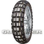 140/80 B17 E10 TL 69T M+S Dakar Mitas Enduro gumi