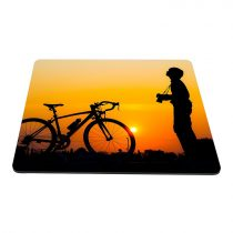 Biker's sunset egérpad