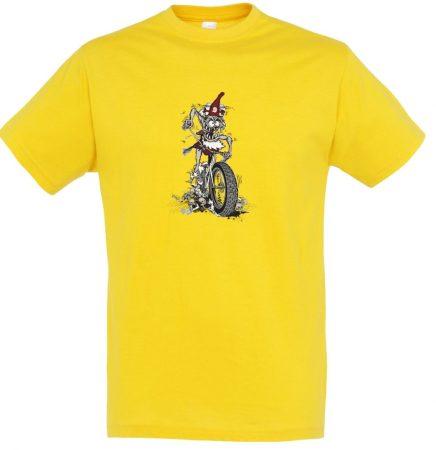 Fatbike férfi póló több színben