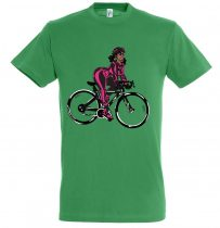 Girl férfi póló több színben