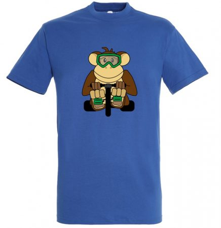 Monkey férfi póló több színben