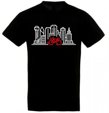 Downtown férfi póló több színben