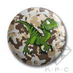 KPC Predator kitűző