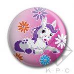 KPC Pony 03 kitűző