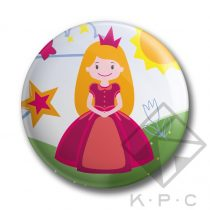 KPC Princess kitűző