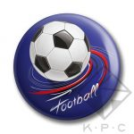 KPC Goal 01 kitűző