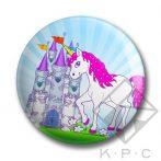 KPC Unicorn kitűző