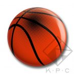 KPC Slam Dunk 03 kitűző