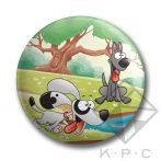 KPC Puppy Love 01 kitűző