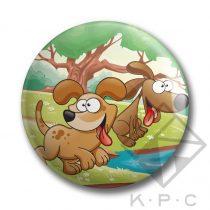 KPC Puppy Love 02 kitűző