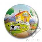 KPC My Little Farm 03 kitűző