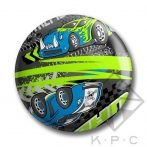 KPC Turbo 01 kitűző