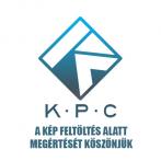 KPC Bunny 01 kitűző