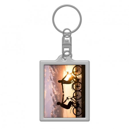 Sunset kulcstartó 35x45mm