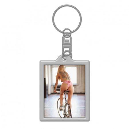 Sexy girl 1 kulcstartó 35x45mm