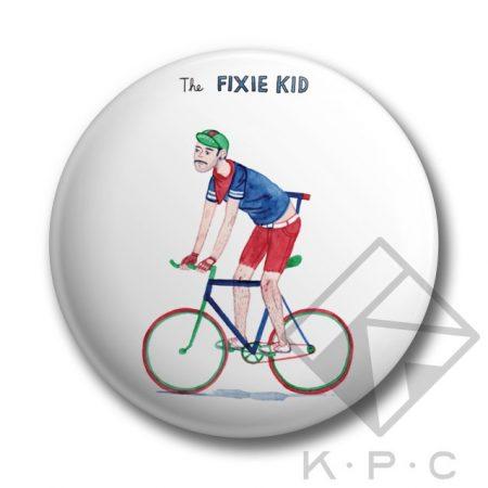 Fixie kid kulcstartó