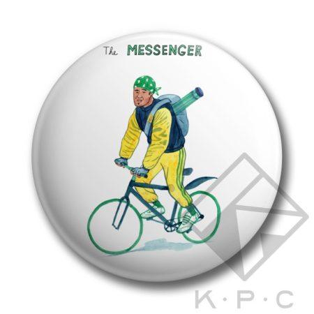 Messenger kulcstartó