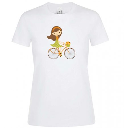 Girlpower női póló több színben