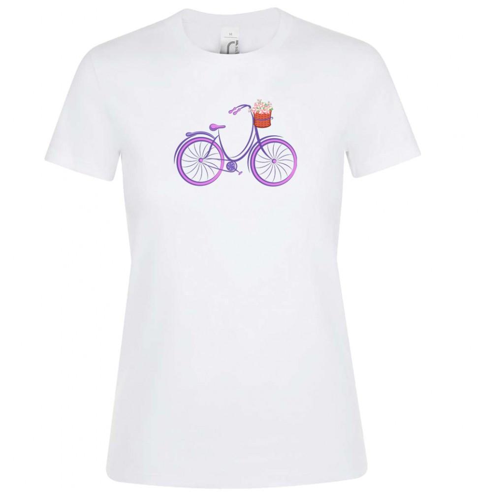 Flowery női póló több színben - KerékpárCity Bicikli Bolt   Kerékpár ... e0be7a2df5