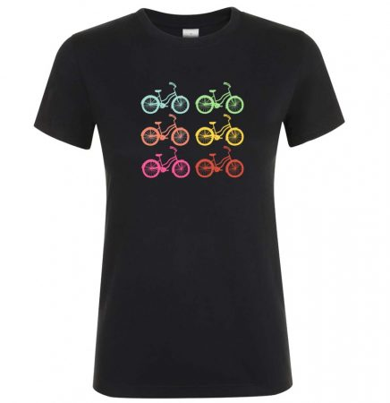 Colorful női póló több színben