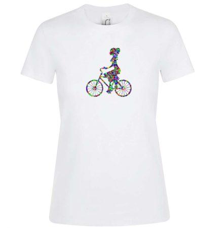 Fractal női póló több színben