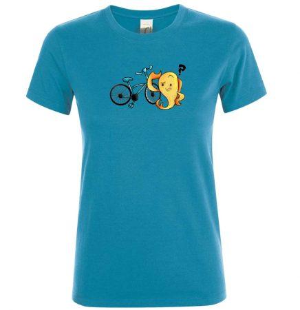 Fishing and riding női póló több színben